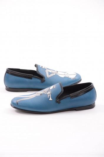 Dolce & Gabbana Mocasines Hombre - A50021 A8I83