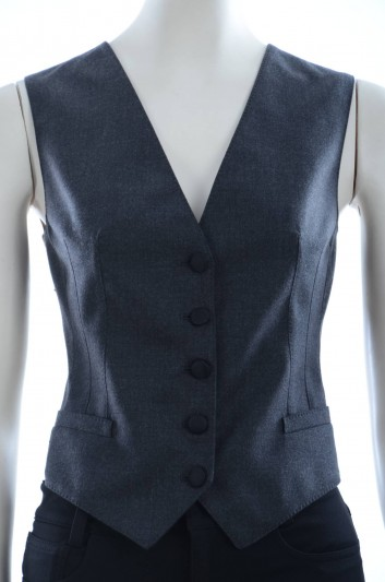 Dolce & Gabbana Women Vest - F79H5T FUCBY