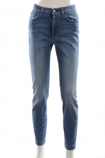 Dolce & Gabbana Women Denim Trousers - FTAH6D G8Z57