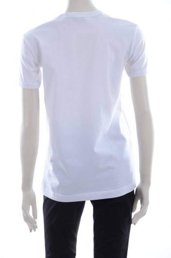 Dolce & Gabbana Women Tin Soldier Jewel T-Shirt - F8H50Z G7JDX
