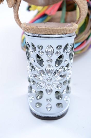 Dolce & Gabbana Women Heeled Sandals - CR0384 AG766