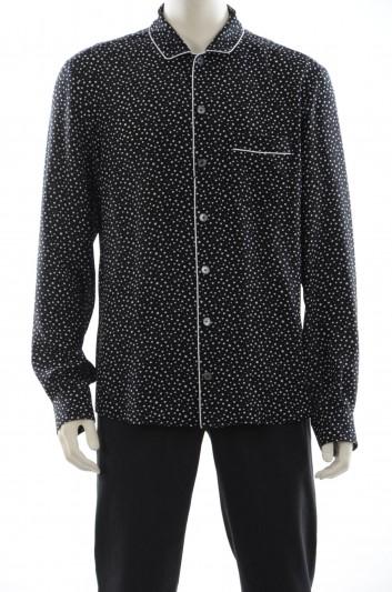 Dolce & Gabbana Camisa De Manga Larga Hombre - I5422M FS1I1