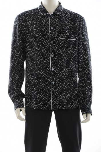 Dolce & Gabbana Men Long Sleeve Shirt - I5422M FS1I1