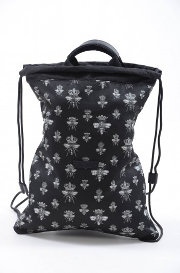 Dolce & Gabbana Bees Men Backpack - BM1612 B5298