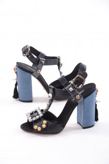 Dolce & Gabbana Women Sandals - CR0467 AM751