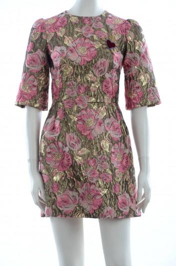 Dolce & Gabbana Minivestido Mujer - F6UI8T FJM43