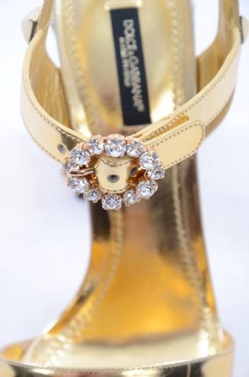 Dolce & Gabbana Women Heeled Sandals - CR0620 AU323