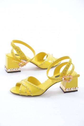 Dolce & Gabbana Women Heeled Sandals - CR0481 AH543