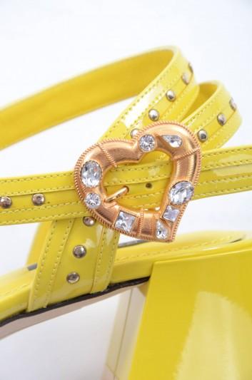 Dolce & Gabbana Sandalias De Tacón Mujer - CR0481 AH543