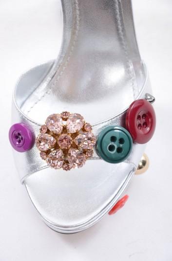 Dolce & Gabbana Sandalias de tacón Mujer - CR0518 AS210
