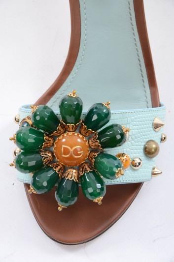 Dolce & Gabbana Sandalias de tacón Mujer - CR0548 AH542