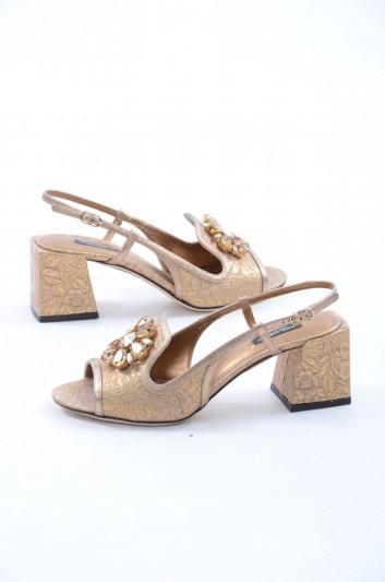 Dolce & Gabbana Sandalias de tacón Mujer - CR0519 AN264