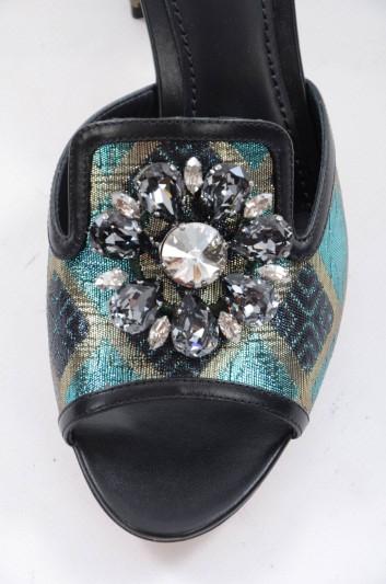Dolce & Gabbana Sandalias de tacón Mujer - CR0225 AN017
