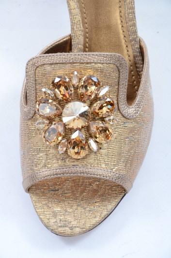 Dolce & Gabbana Sandalias de tacón Mujer - CR0487 AN264