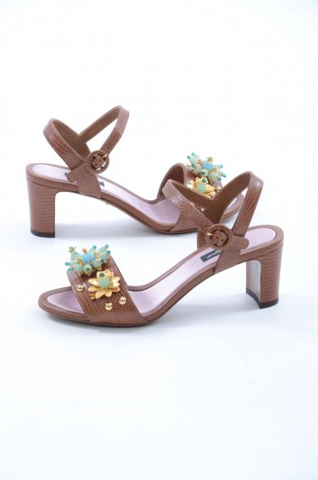 Dolce & Gabbana Sandalias de tacón Mujer - CR0163 AD371