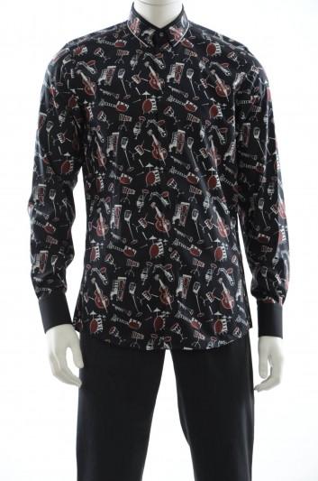 Dolce & Gabbana Camisa De Manga Larga Hombre - G5EE4T FS52X