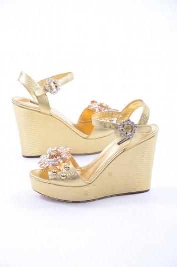 Dolce & Gabbana Cuñas Joya Mujer - CZ0135 B1789