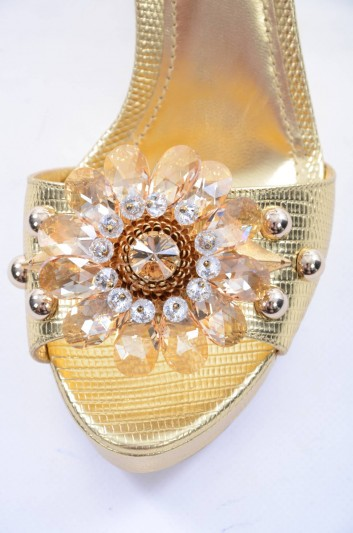 Dolce & Gabbana Women Jewel Wedges - CZ0135 B1789