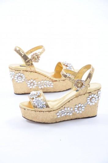 Dolce & Gabbana Cuñas Joya Mujer - CZ0098 B9H07