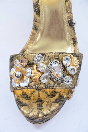 Dolce & Gabbana Cuñas Joya Mujer - CZ0098 B9300