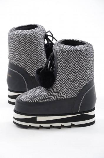 Dolce & Gabbana Women Snow Boots - CT0232 AD930
