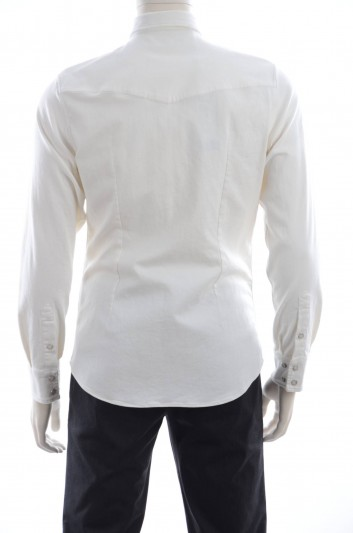 Dolce & Gabbana Men Long Sleeve Shirt - G5EX7D G8Y14