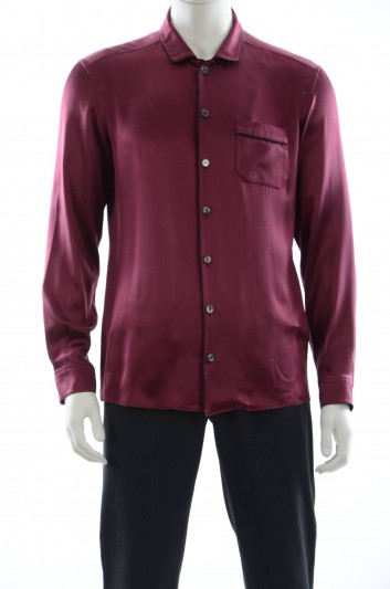 Dolce & Gabbana Men Long Sleeve Shirt - G5EM2T FU1AU