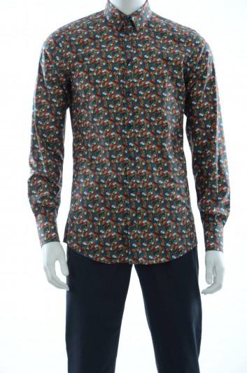 Dolce & Gabbana Camisa Cebollas Hombre - G5DY4T FS5RG