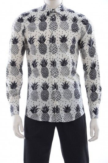 Dolce & Gabbana Men Long Sleeve Shirt - G5DY4T FS530