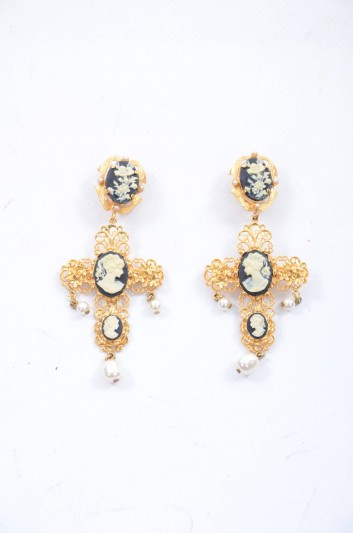 Dolce & Gabbana Pendientes Mujer - WEH6C4 W0001