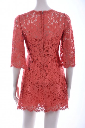 Dolce & Gabbana Women Lace Short Dress - F6VB5T FLM9V