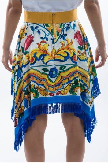 Dolce & Gabbana Falda Mujer - F4AQHT HP14O