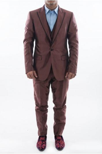 Dolce & Gabbana Men Suit - GK3JMT FU1L5
