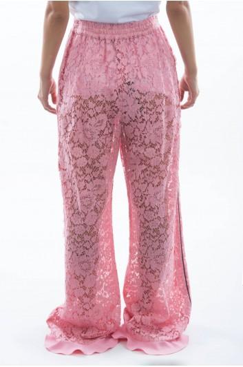 Dolce & Gabbana Women Lace Trousers - FTAXRT HLMHW