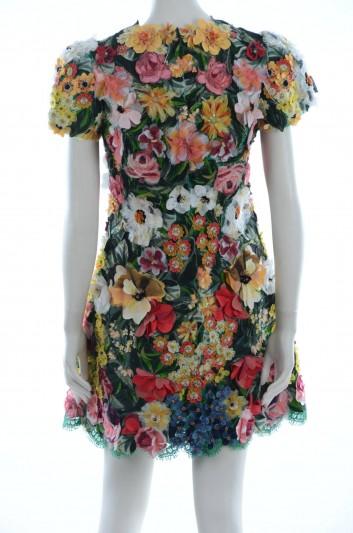 Dolce & Gabbana Vestido Medio Mujer - F67C2Z GD03R