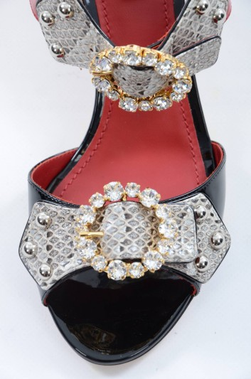 Dolce & Gabbana Women Heeled Sandals - CR0602 AS935