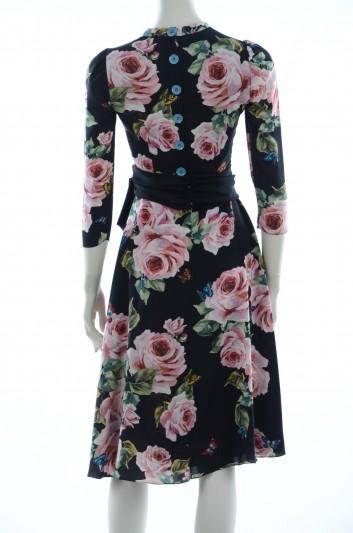 Dolce & Gabbana Women Midi Dress - F67M3T FSAT4