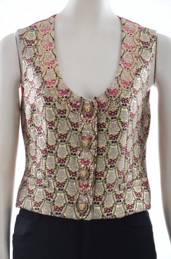 Dolce & Gabbana Women Vest - F79M3Z GD15S