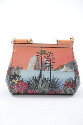 Dolce & Gabbana Women Medium Leather Bag - BB6002 AC601