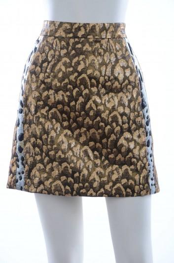 Dolce & Gabbana Women Mini Skirt - F4A8UT FJM5X