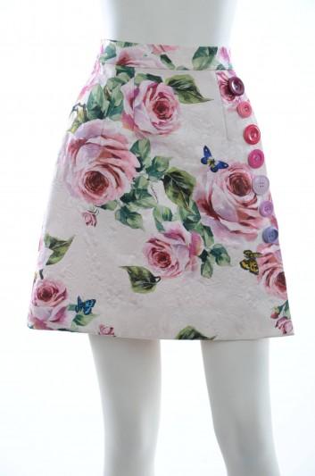 Dolce & Gabbana Women Mini Skirt - F4A6HT HPMZ0