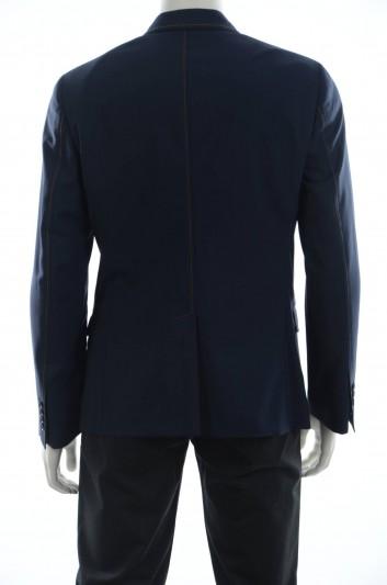 Dolce & Gabbana Men 2 Buttons Blazer - G2JZ3T FUBBG