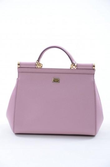 Dolce & Gabbana Women Medium Leather Bag - BB6002 AB010