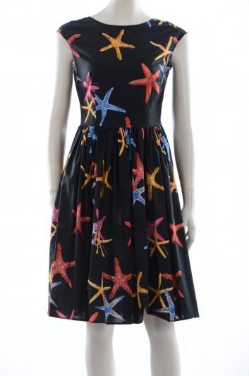Dolce & Gabbana Women Midi Starfish Dress - F6FK4T FSEGH