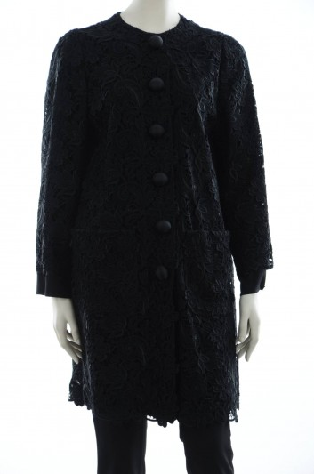 Dolce & Gabbana Abrigo Encaje Mujer - F0Q09T FLM60