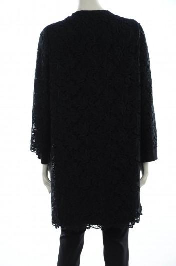 Dolce & Gabbana Women Lace Coat - F0Q09T FLM60