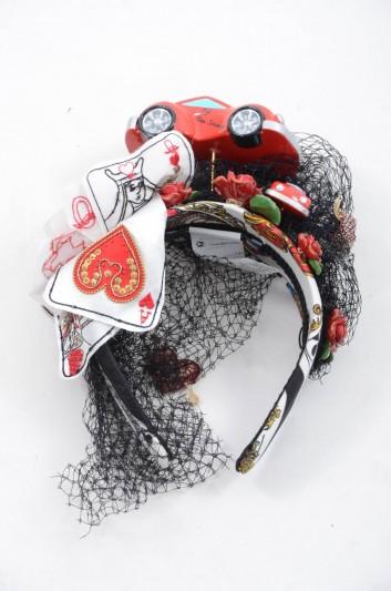 Dolce & Gabbana Women Car Headband - FY259Z GDBEO