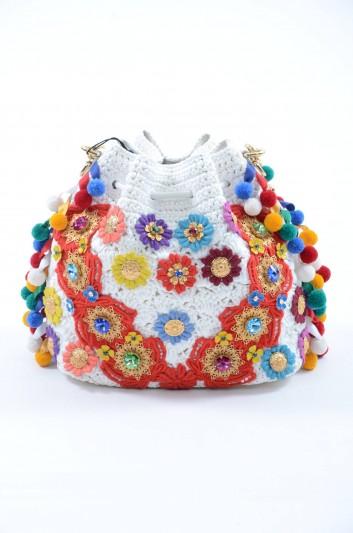 Dolce & Gabbana Bolso Mediano De Tela Mujer - BB6140 A2H86