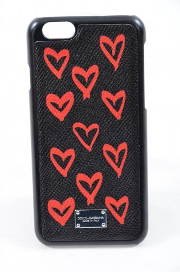 Dolce & Gabbana Funda Iphone 6/6S Placa Hombre - BP2123 B1960