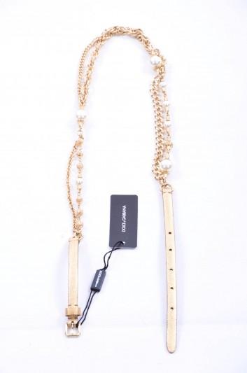 Dolce & Gabbana Cinturón Joya Mujer - BE1232 AC175
